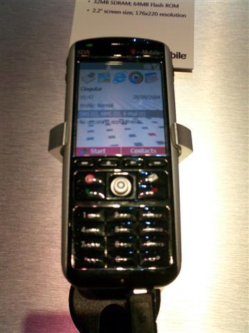 Ces 2005 Pocket Pc Smartphone Pictures