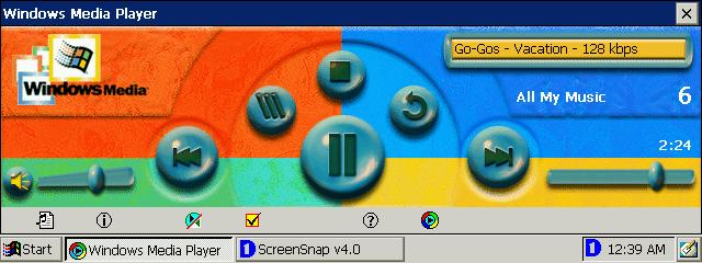 Handheld Pc 2000 Screen Shots