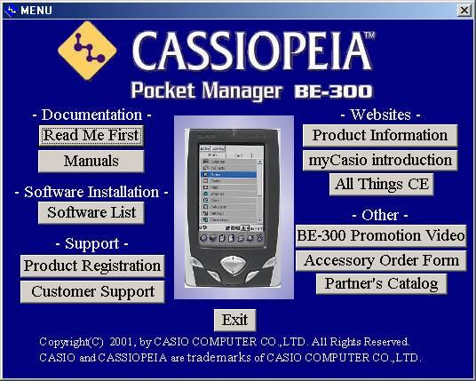 casino be 300 software